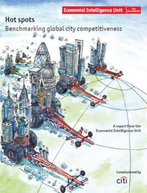 Villes les plus compétitives