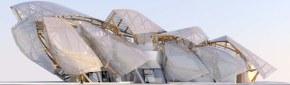 Fondation Louis Vuitton, prévue pour fin 2013